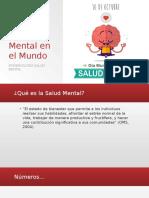Salud Mental en El Mundo