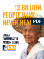 The Great Commission Action Guide