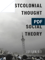 Go, Julian Postcolonial Thought and Social Theory