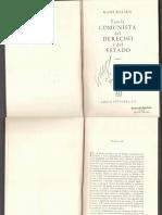 TEORIA COMUNISTA DEL DERECHO Y DEL ESTADO - HANS KELSEN.pdf