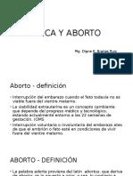 Clase 11 Etica y Aborto