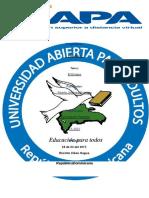 Actividades de La Quinta Semana Español 2 Uriel