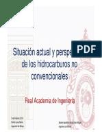 Emilio Luna Sierra_Situación Actual y Perspectivas de los Hidrocarburos No Convencionales