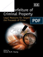 Young - Civil Forfeiture of Criminal Property