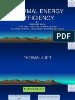 Thermal Energy Efficiency Presentation