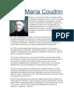 José María Coudrin