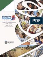 Plan de Desarrollo Magdalena 2016 2019