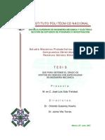 Estudio Mecanico ProbabilÃ-stico de Materiales Compuestos Obtenidos de Residuos Solidos Mineros