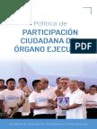Política de Participación Ciudadana