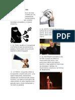 13 Signos Del Teatro