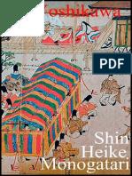 Shin Heike Monogatari - Jordi Olaria