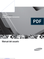 Samsung ML 4551N
