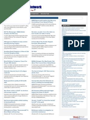 Healthmedicinet comii 2015 4 | Cancer | Medical Specialties
