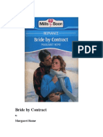 Margaret Rome Bride by Contract
