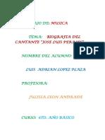 Biografía Jose Luis Perales