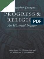 Christopher Dawson - Progress and Religion.pdf