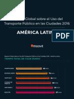 Tempos Perdidos No Transporte America Latina