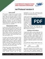 Factsheet IPv6