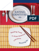 Reading Food in Asian-American Studies