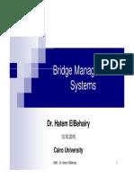 Infra-Bridge Management System