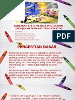 Kebijakan Effetive Rate Protection
