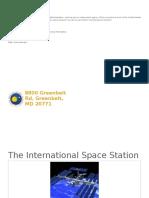 physics satelite project