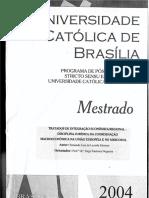 Integração Regional - Coordenação Macroeconômica - Cap 1
