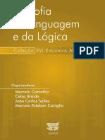 Filosofia Da Linguagem e Da Logica