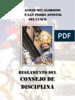 Reglamento de Consejo de Disciplina - Hspc