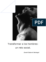 Transformar a Los Hombres - Un Reto Social