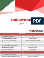 Directorio UAP Completo 2016.pptx