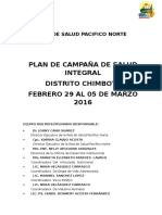 PLAN  CAMPAÑA INTEGRAL DE SALUD-CHIMBOTE.doc