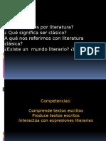 Literatura Griega y Latina