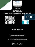 Emociones Cog Social