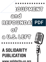 Solidarity - Regroupment and Refoundation of a US Left