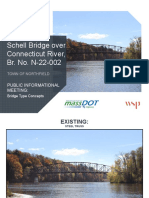 Schell Memorial Bridge Designs