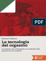 La Tecnologia Del Orgasmo - Rachel P. Maines (4)