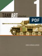 Tank Art 1 - WWII German Armor