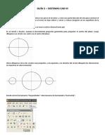 Clase 1 - Sistemas CAD III