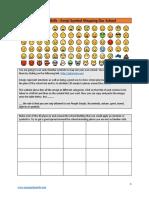 Emoji Mapping Our School