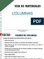 Cap. 07 Pandeo de Columnas