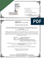 237715934 Contoh Surat Undangan Syukuran Rumah Baru Doc