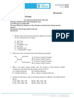 Practices Exam_Organic Chemistry to 2nd Partial