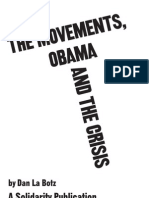 Solidarity - The Crisis, The Movements, And Obama
