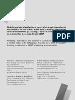 Modelamiento, Simulación y Control de Posicionamiento