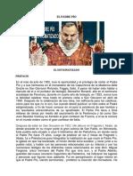 El Padre Pio El Estigmatizado