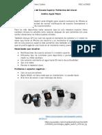Análisis Apple Watch