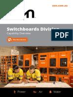 UON Switchboards Brochure
