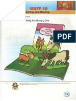 Y2 SK Textbook Unit 10 Caring and Sharing