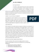 Marco Conceptual Del Comercio Electrónoco